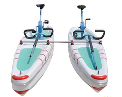 Water Ride Bicycle For Two Person