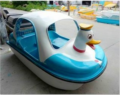 Duck Appearance Cheap Paddle Boat