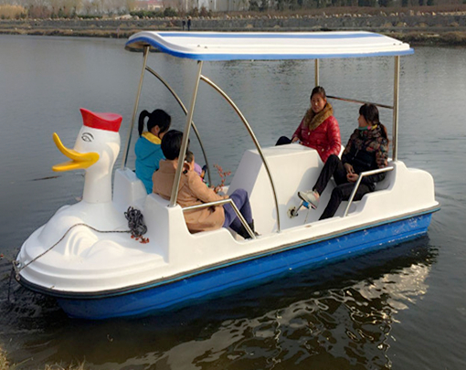 Five Person Duck Pedal Boat