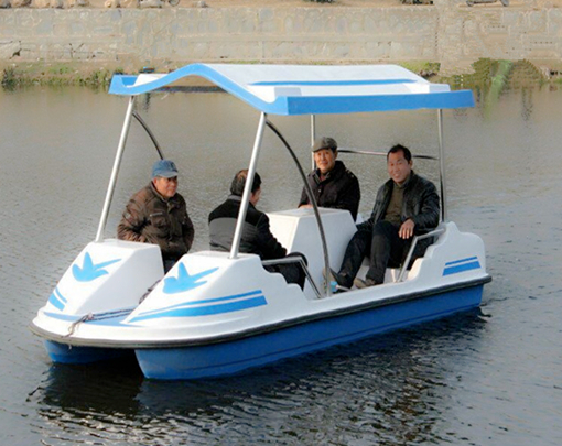 Cheap Pedal Boat With 4 Seat