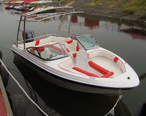 2 Passengers Small Speed Boats for Sale