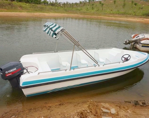 Speed Boats for Sale With 8 Passengers