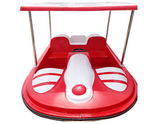 Red Bee Small Paddle Boat with 2 Seat