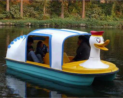 Duck water paddle boats