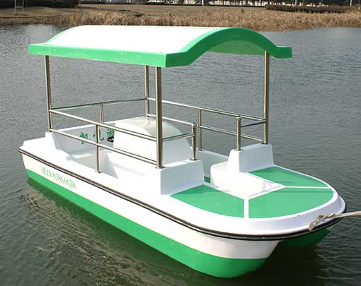 Electric Boats for Sale for Family
