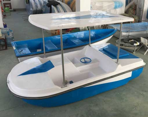 2 Seater Electric Boats for Lakes