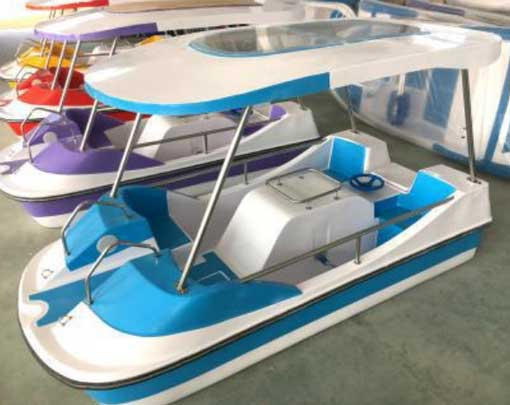 4 Person Electric Boats for Lake Use