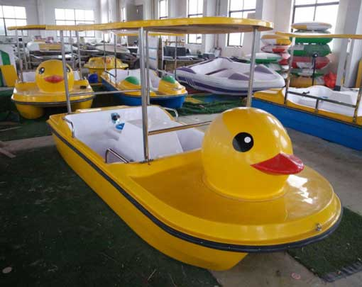 4 Person Duck Electric Boats for Sale