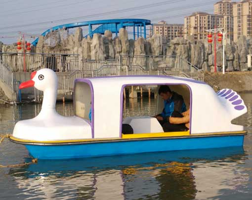 Electric Swan Boats for Sale