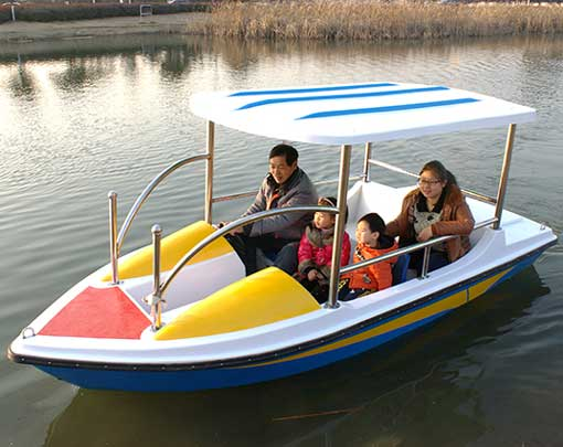 Buy electric boats with 4 seats