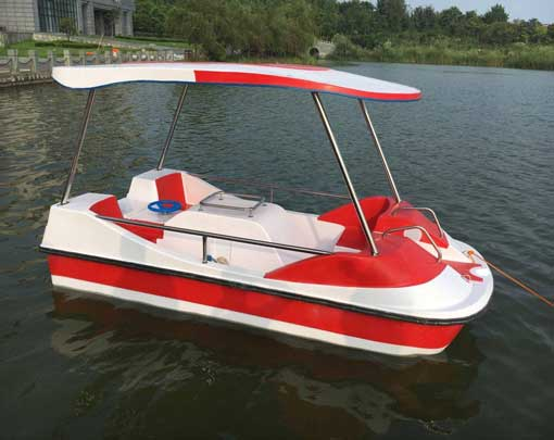 Small Electric Boat for Sale With 4 Seats