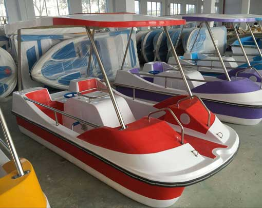 New Small Electric Boats