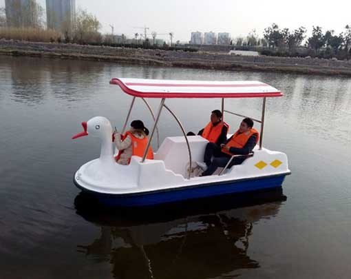 Small Duck Electric Boats