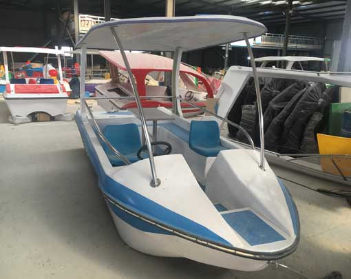 8 Person Electric Boat for Sale