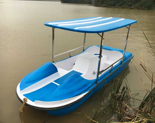 4 Seater Golf Paddle Boat for Sale