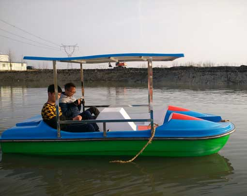 4 Seat Paddle Boat Manufacturer
