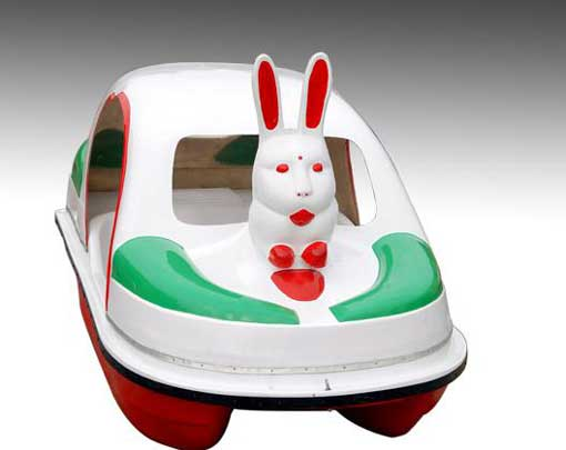 2 Person Rabbit Paddle Boat for Sale