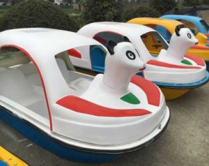 Two Person Cartoon Paddle Boat You Can Buy