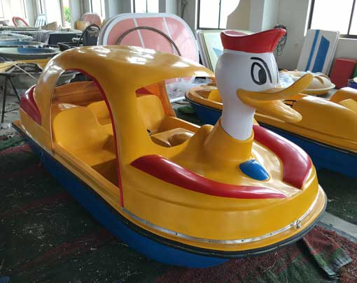 Duck Paddle Boat With 2 Seat