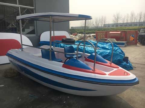 Electric Fiberglass Boat Philippines