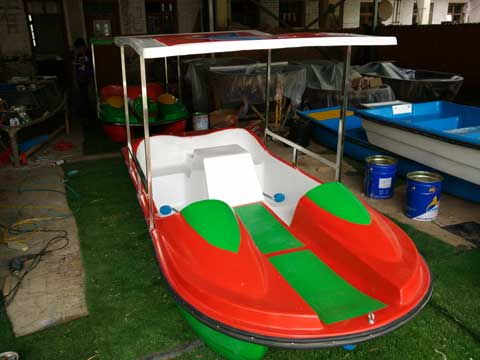 New Design Fiberglass Boat In Philippines