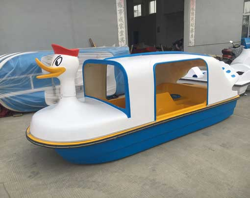 Electric Duck Boat for Sale UK