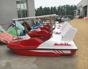 Red Electric Paddle Boats for Sale